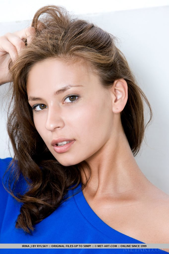 Cute Babe Irina J